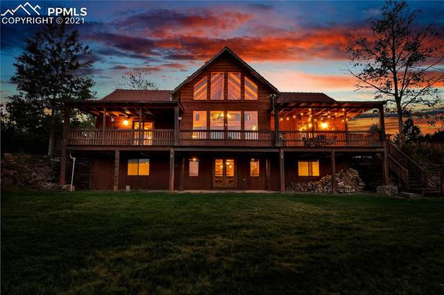 24159 Highway 96, Wetmore, CO 81253 (#8767982) :: Tommy Daly Home Team