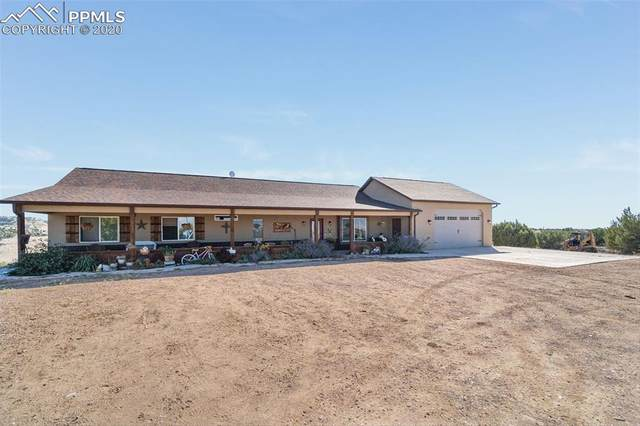 1030 S Street, Penrose, CO 81240 (#8769733) :: Action Team Realty
