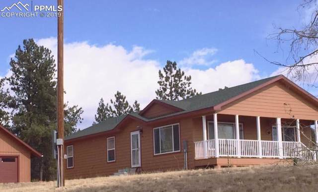 116 Pinon Lane, Florissant, CO 80816 (#8773797) :: Action Team Realty