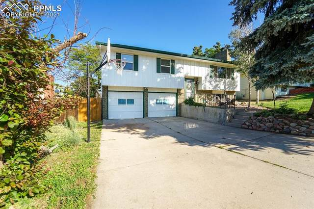 5169 N Splitrail Drive, Colorado Springs, CO 80917 (#8774940) :: Finch & Gable Real Estate Co.