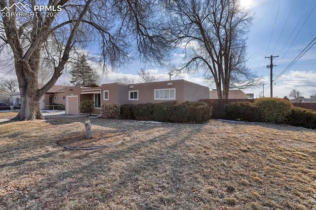 101 Norman Drive, Colorado Springs, CO 80911 (#8799949) :: The Daniels Team