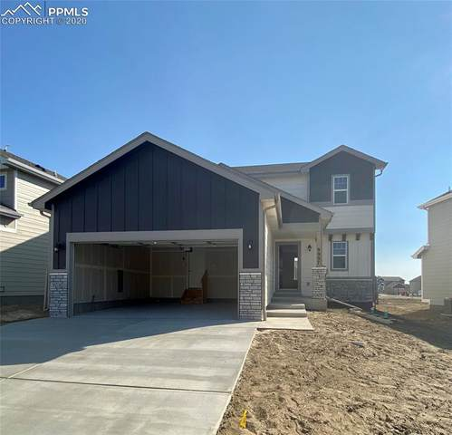 9997 Castor Drive, Colorado Springs, CO 80925 (#8816638) :: The Kibler Group
