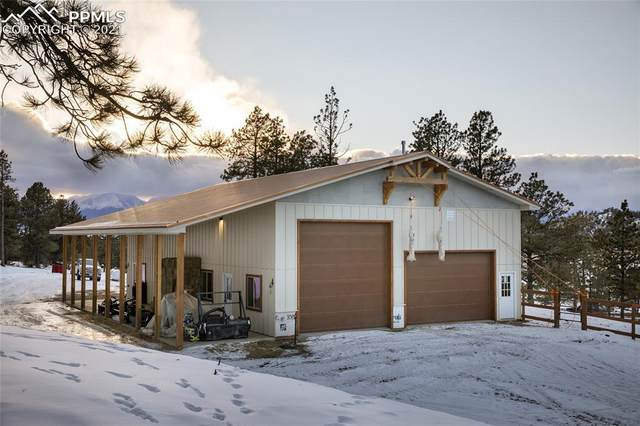 58 County Road 325 Road, Westcliffe, CO 81252 (#8824655) :: Venterra Real Estate LLC