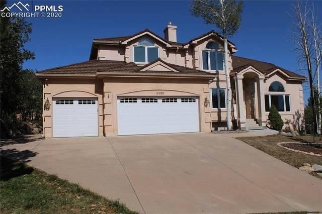 4320 Kincaid Court, Colorado Springs, CO 80906 (#8837255) :: Tommy Daly Home Team