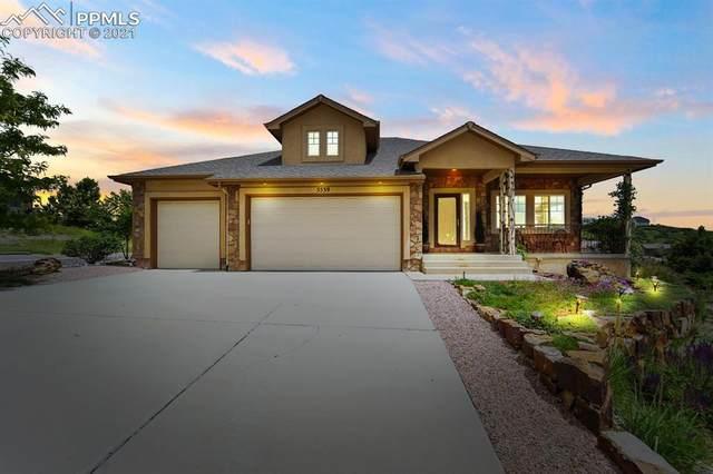 5539 Cody Mesa Court, Colorado Springs, CO 80918 (#8839390) :: Action Team Realty