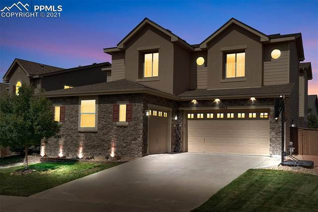 10862 Glengate Circle, Highlands Ranch, CO 80130 (#8865760) :: Action Team Realty