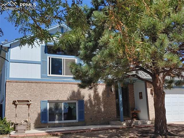 3230 Bunker Hill Drive, Colorado Springs, CO 80920 (#8881245) :: Action Team Realty