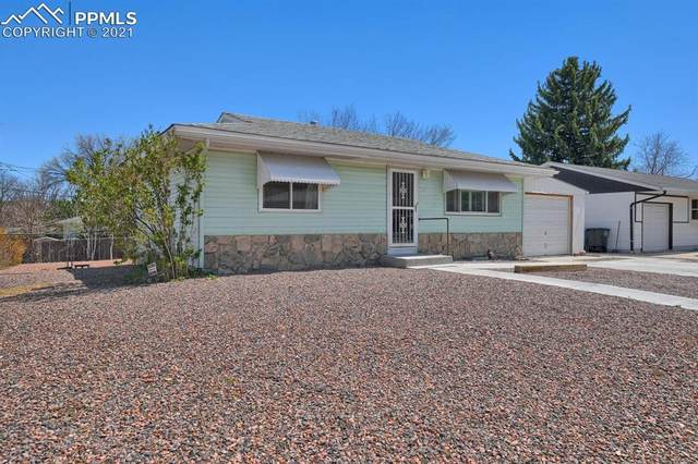723 Kingsley Drive, Colorado Springs, CO 80909 (#8907491) :: The Dixon Group