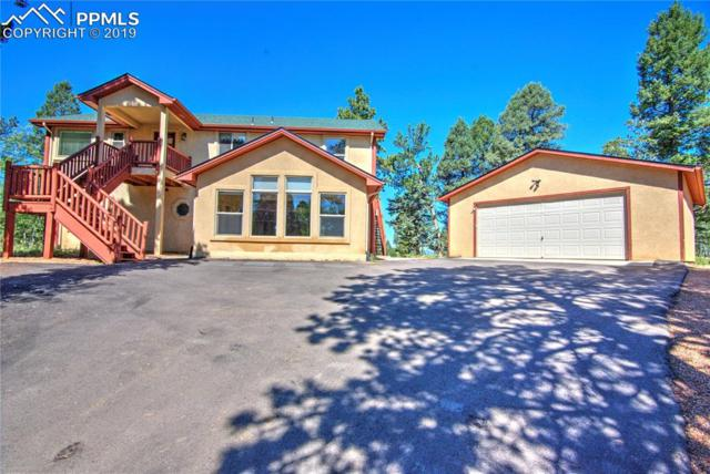 257 Candle Lake Drive, Divide, CO 80814 (#8925249) :: HomePopper
