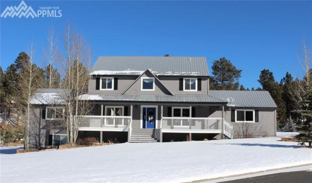 760 Majestic Parkway, Woodland Park, CO 80863 (#8933496) :: Colorado Home Finder Realty