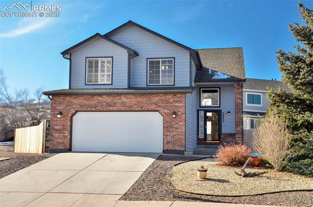 5802 Wisteria Drive, Colorado Springs, CO 80919 (#8938175) :: The Peak Properties Group