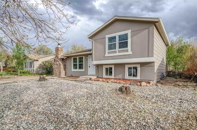 4035 Thoreau Drive, Colorado Springs, CO 80916 (#8946077) :: The Treasure Davis Team