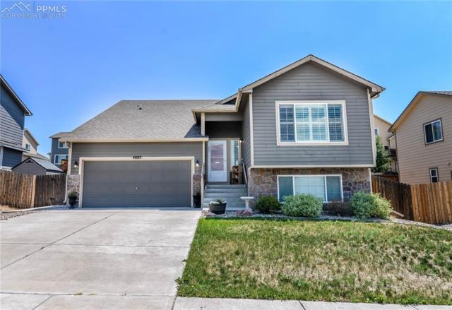 4889 Escanaba Drive, Colorado Springs, CO 80911 (#8957710) :: The Treasure Davis Team