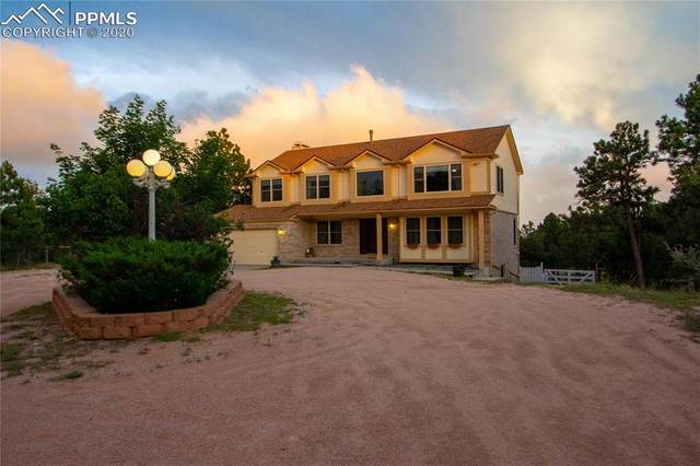 10625 Teachout Road, Colorado Springs, CO 80908 (#8968477) :: Action Team Realty