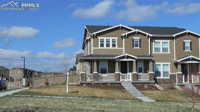 2801 Summer Day Avenue, Castle Rock, CO 80109 (#8979971) :: Fisk Team, RE/MAX Properties, Inc.