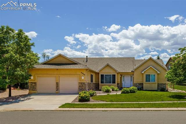 2325 Vanreen Drive, Colorado Springs, CO 80919 (#8990604) :: Tommy Daly Home Team