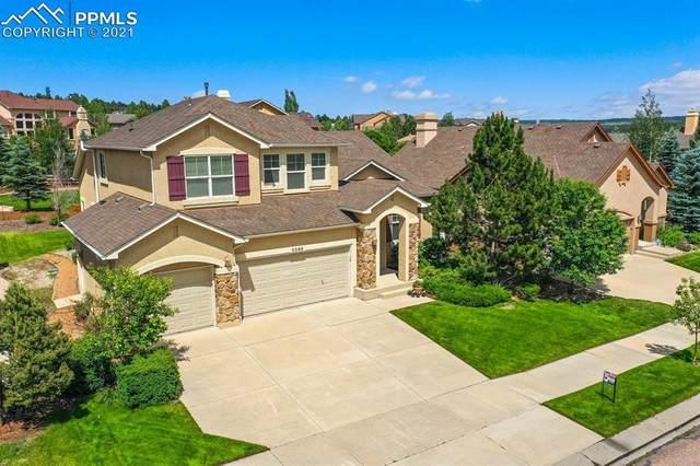 2368 Ledgewood Drive, Colorado Springs, CO 80921 (#9003579) :: Springs Home Team @ Keller Williams Partners