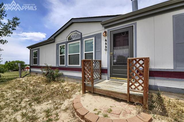 4440 Wileys Road, Peyton, CO 80831 (#9018724) :: Action Team Realty