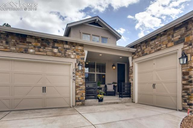 1649 Lazy Cat Lane, Monument, CO 80132 (#9068183) :: Fisk Team, RE/MAX Properties, Inc.
