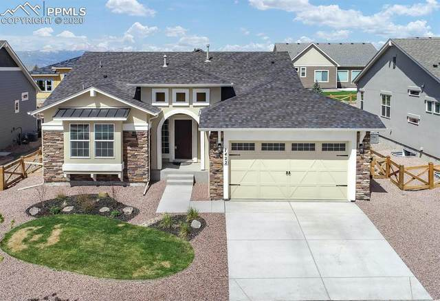 7422 Lewis Clark Trail, Colorado Springs, CO 80927 (#9076932) :: Tommy Daly Home Team