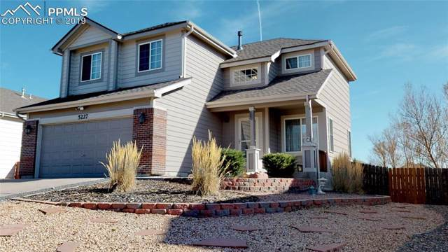 5227 Belle Star Drive, Colorado Springs, CO 80922 (#9082192) :: The Treasure Davis Team