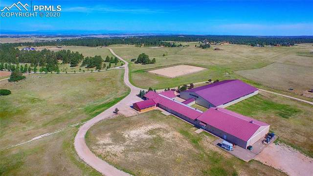 2074 Summit Road, Elizabeth, CO 80107 (#9086991) :: The Kibler Group