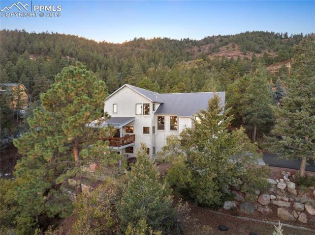 1780 Gardiner Rock Lane, Colorado Springs, CO 80906 (#9087691) :: CC Signature Group
