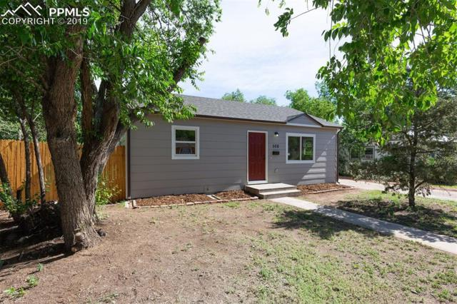 508 E Cheyenne Road, Colorado Springs, CO 80905 (#9091415) :: Fisk Team, RE/MAX Properties, Inc.