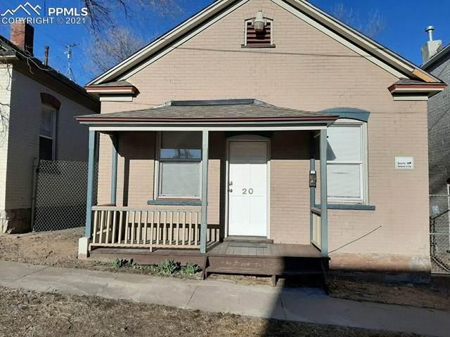 20 N Corona Street, Colorado Springs, CO 80903 (#9109183) :: HomeSmart