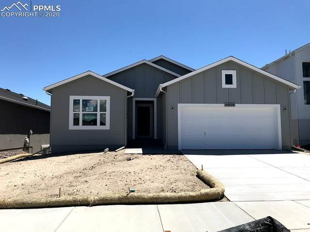 6808 Cumbre Vista Way, Colorado Springs, CO 80924 (#9110419) :: Tommy Daly Home Team