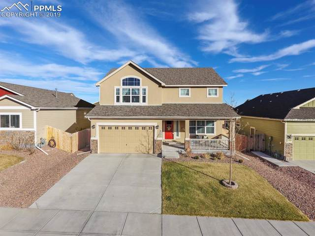 6535 Edmondstown Drive, Colorado Springs, CO 80923 (#9118301) :: Tommy Daly Home Team