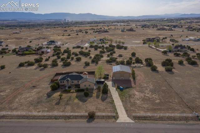68 C-Bar Trail, Penrose, CO 81240 (#9119205) :: Colorado Home Finder Realty