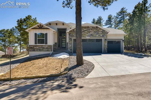 5334 Old Star Ranch View, Colorado Springs, CO 80906 (#9143136) :: CC Signature Group