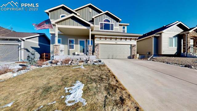 761 Tailings Drive, Monument, CO 80132 (#9147909) :: The Harling Team @ Homesmart Realty Group