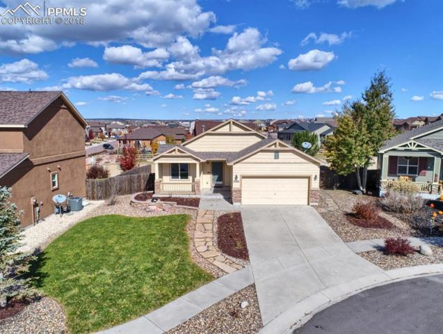 6363 Confederate Ridge Drive, Colorado Springs, CO 80923 (#9155783) :: Harling Real Estate