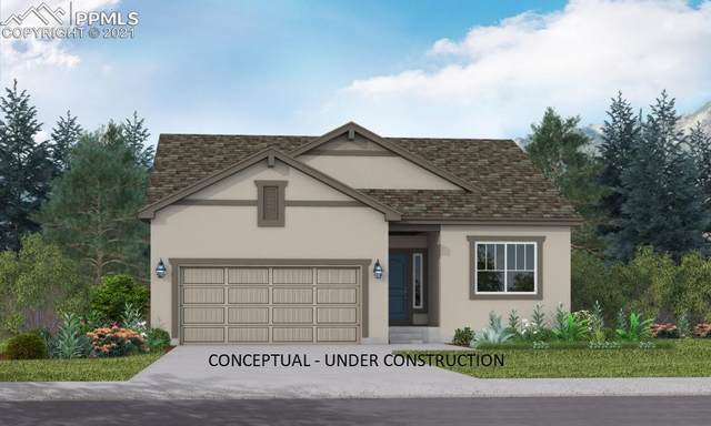 11178 Fossil Dust Drive, Colorado Springs, CO 80908 (#9159844) :: The Kibler Group