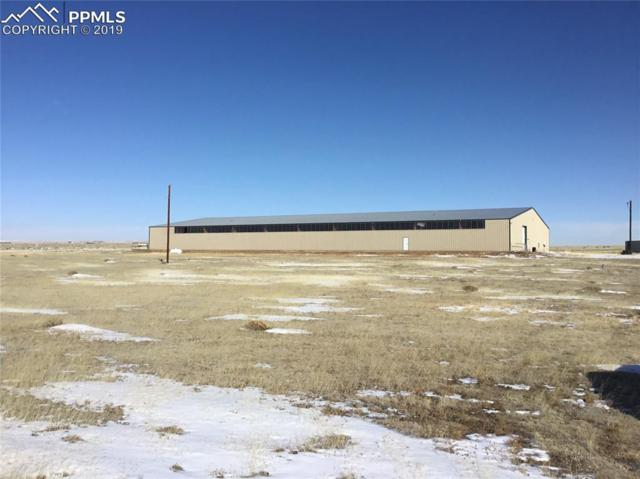515 S Yoder Road, Yoder, CO 80864 (#9161467) :: The Kibler Group