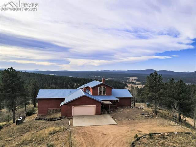 1053 Circle Drive, Florissant, CO 80816 (#9166432) :: The Gold Medal Team with RE/MAX Properties, Inc