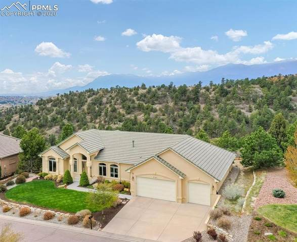 4736 Seton Hall Road, Colorado Springs, CO 80918 (#9189037) :: Tommy Daly Home Team