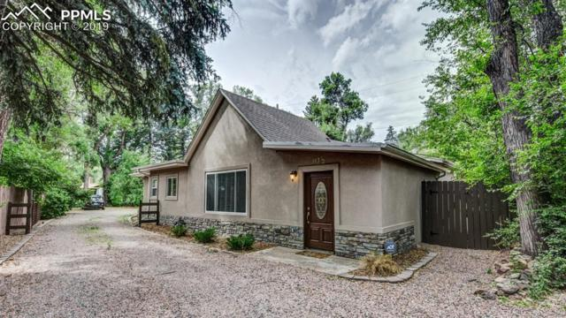 307 1/2 W Cheyenne Road, Colorado Springs, CO 80906 (#9197794) :: Colorado Home Finder Realty
