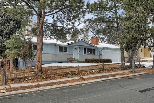 414 Redwood Drive, Colorado Springs, CO 80907 (#9217502) :: The Treasure Davis Team