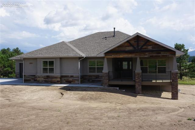 602 Pioneer Haven Point, Palmer Lake, CO 80133 (#9234894) :: The Hunstiger Team