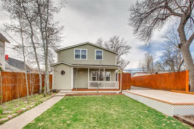 837 E High Street, Colorado Springs, CO 80903 (#9247137) :: CC Signature Group