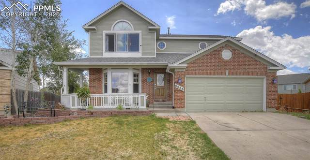 6655 Tin Cup Court, Colorado Springs, CO 80922 (#9250150) :: CC Signature Group