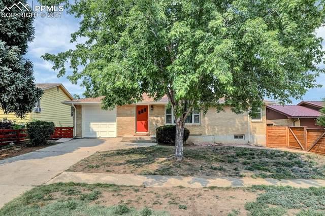 635 Skyline Avenue, Colorado Springs, CO 80905 (#9285361) :: Action Team Realty