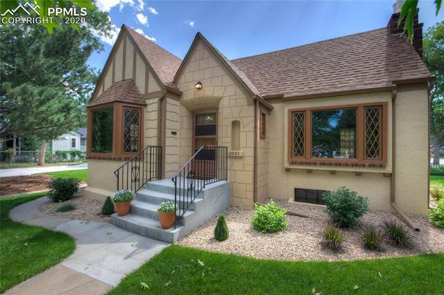 1001 Custer Avenue, Colorado Springs, CO 80903 (#9291072) :: Tommy Daly Home Team