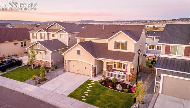 15725 Blue Pearl Court, Monument, CO 80132 (#9295676) :: The Kibler Group