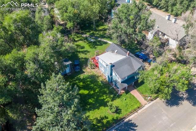 423 W Van Buren Street, Colorado Springs, CO 80907 (#9296722) :: Action Team Realty