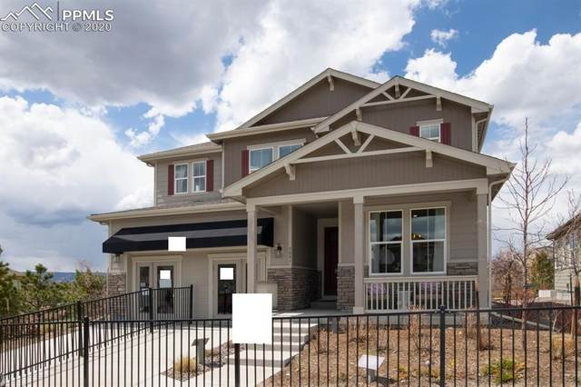 3897 Forever Circle, Castle Rock, CO 80109 (#9306068) :: Tommy Daly Home Team