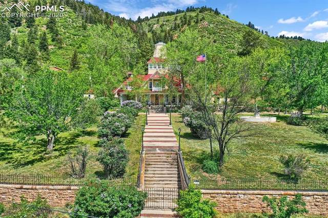 380 Glenway Street, Palmer Lake, CO 80133 (#9329127) :: Colorado Home Finder Realty